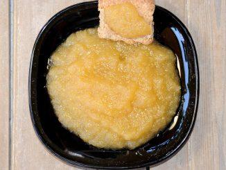 Μαρμελάδα μήλο - Apple jam