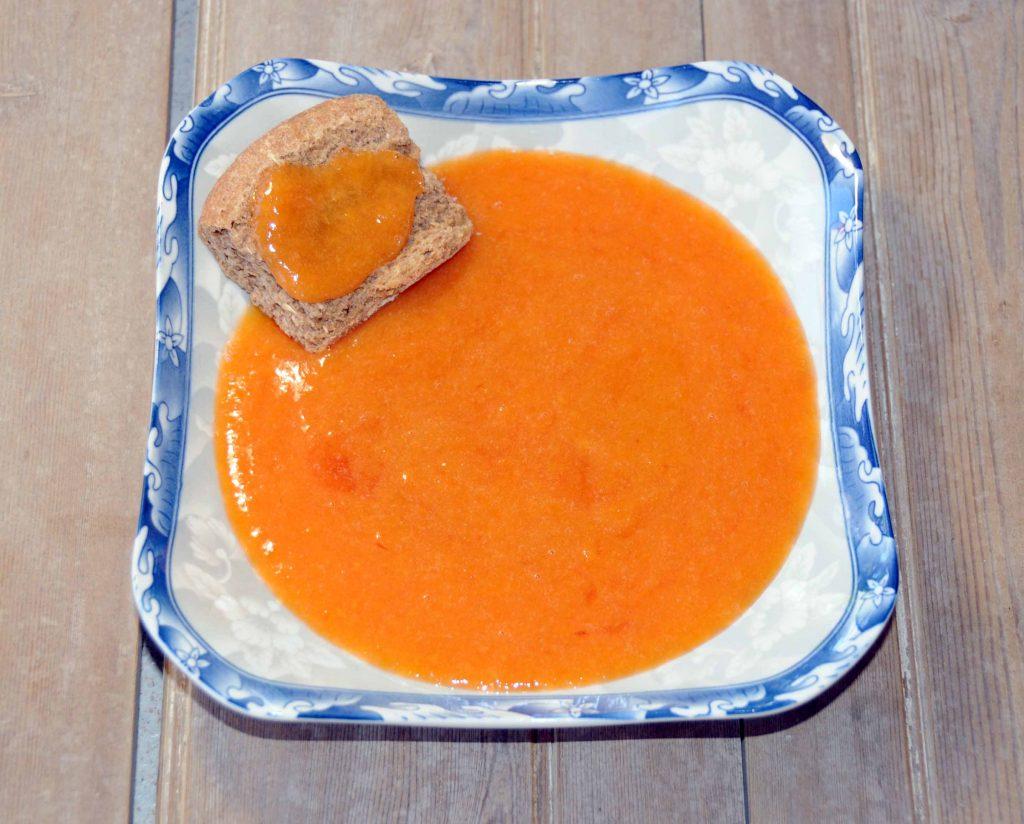 Μαρμελάδα νεκταρίνι - Nectarine jam