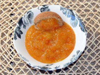 Μαρμελάδα πεπόνι μήλο νεκταρίνι κουμ κουάτ - Melon Apple Nectarine Kumquat Jam