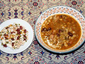 Οσπριάδα - Mixed Legumes