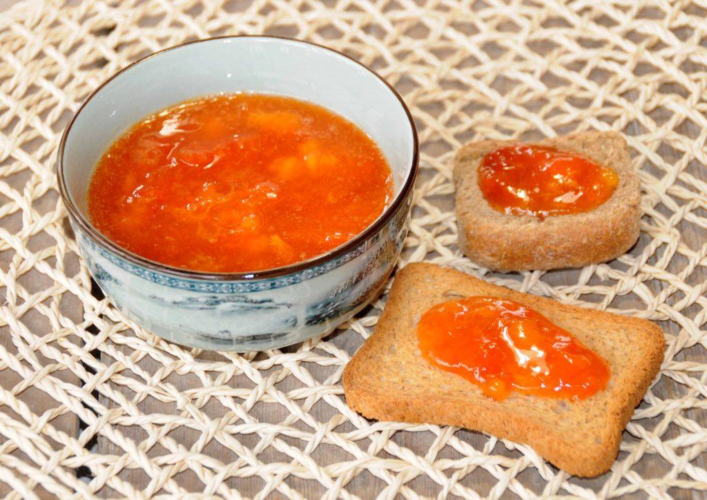 Bερίκοκο Μαρμελάδα - Apricot jam
