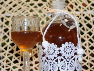 Λικέρ άσπρο μούρο - Liqueur White Berry