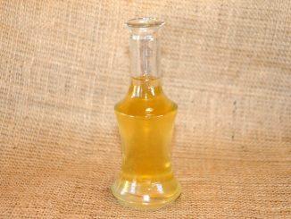Λικέρ με κίτρινο κορόμηλο και βερίκοκο - Liqueur with Red Cherry Plum and Apricot