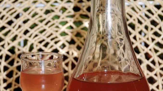 Λικέρ ροδάκινο - Peach Liqueur