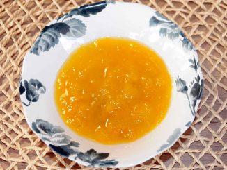 Μαρμελάδα κίτρινο κορόμηλο - yellow cherry plum Jam