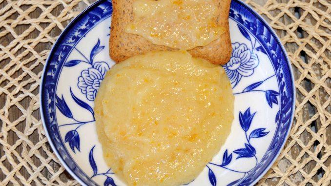 Μαρμελάδα λεμόνι - Lemon jam