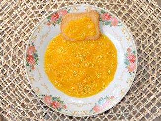 Μαρμελάδα με γερμάδες - big Peach Jam. Photo By Thanasis Bounas