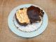 Γλυκό κορμός λευκός με επικάλυψη σοκολάτας - Chocolate coated sweet