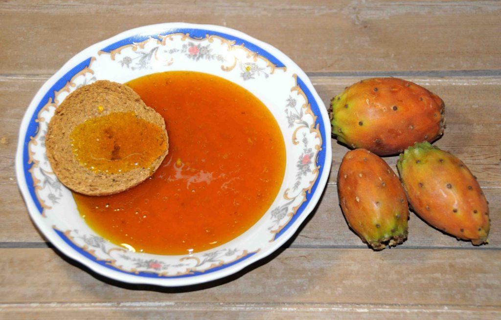 Μαρμελάδα φραγκόσυκο - Prickly Pear Jam
