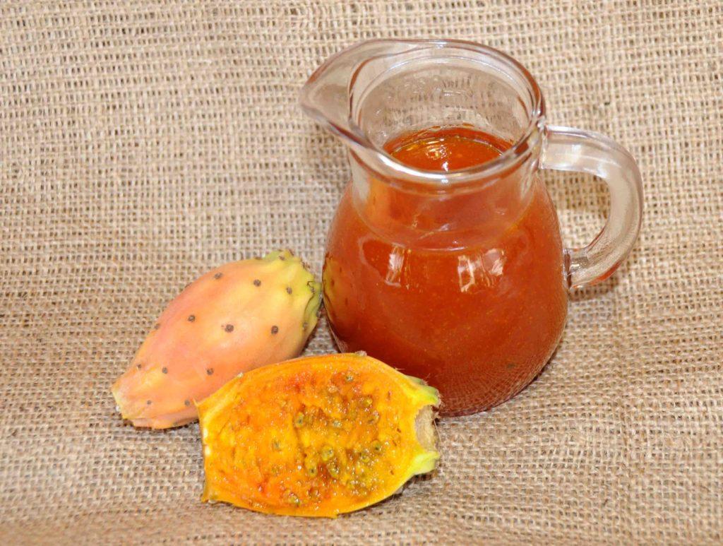 Σιρόπι φραγκόσυκου - Prickly pear syrup