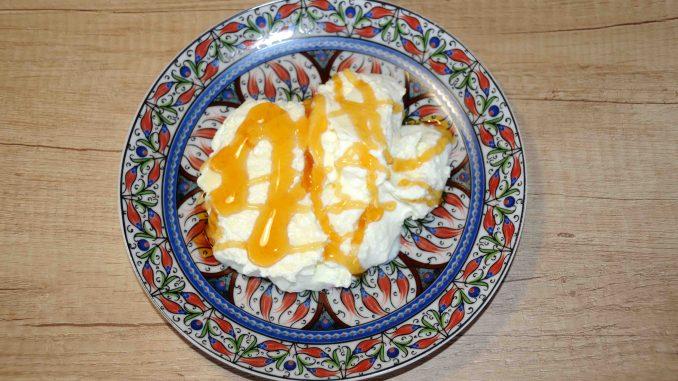 Σπιτικό γιαούρτι με πρόβειο γάλα - Homemade yogurt with sheep's milk