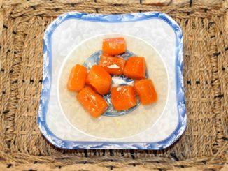 Γλυκό κουταλιού κολοκύθα - Pumpkin Preserve