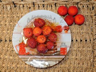 Γλυκό κουταλιού κούμαρο - Arbutus Unedo Preserve
