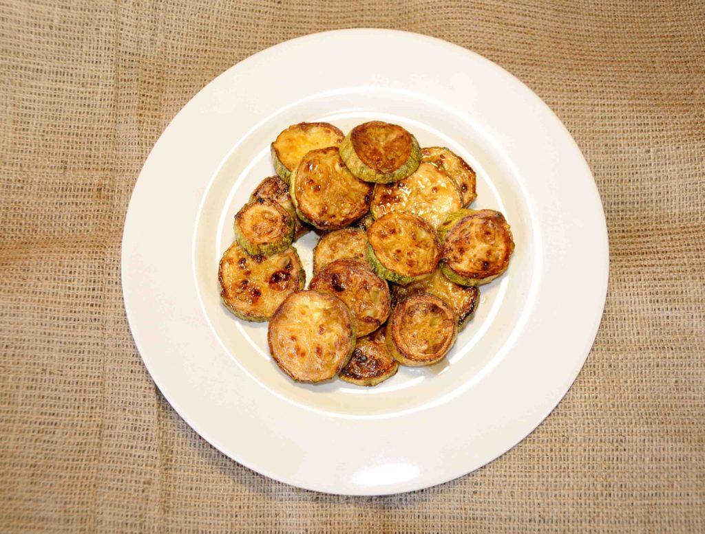 Κολοκυθάκια τηγανητά - Fried zucchini