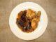 Κοτόπουλο με μελιτζάνες - Chicken with eggplants