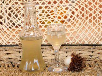 Λικερ ραμπουτάν - Rabutan liqueur