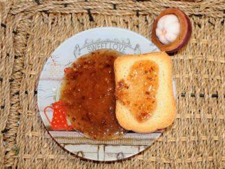 Μαρμελάδα μαγκοστίν Mangosteen - Mangosteen jam