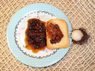 Μαρμελάδα ραμπουτάν Rambutan - Rambutan jam