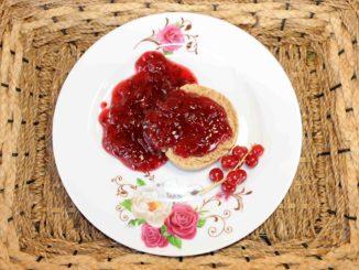 Μαρμελάδα φραγκοστάφυλο - Red Pan-American Gooseberry Jam