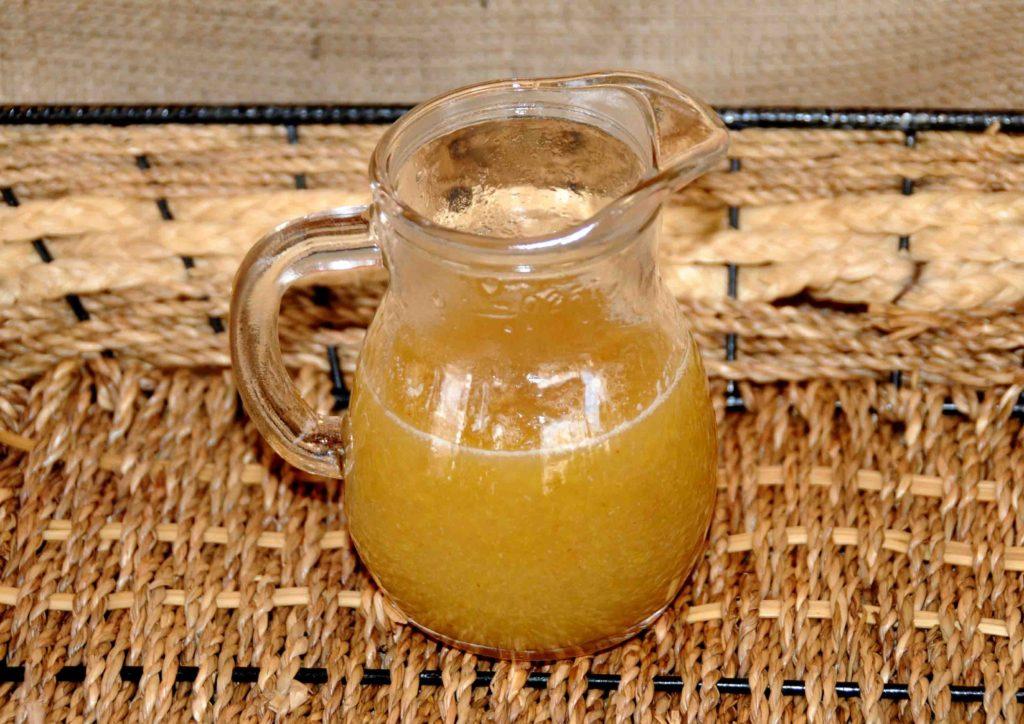 Σιρόπι από σταφύλι - Grape Syrup