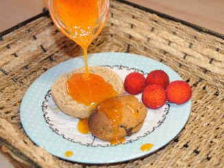 Σιρόπι κούμαρο - Arbutus Unedo Syrup