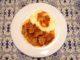 Τας κεμπάπ με πουρέ - Tas Kebab with puree