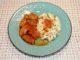 Τας κεμπάπ με ρύζι - Tas Kebab with rice