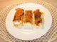 Κρέπες γεμιστές με μανιτάρια στο φούρνο - Crepes stuffed with mushrooms in the oven