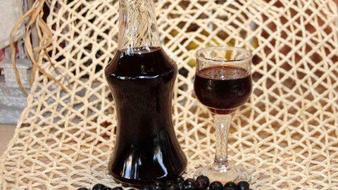 Λικέρ Αρώνια - Liquor Aronia