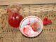 Σιρόπι από κόκκινο ήμερο βατόμουρο - Red raspberry syrup
