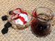Σιρόπι από μαύρο βατόμουρο - Black raspberry syrup