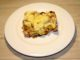 Λαζάνια με μανιτάρια και πατάτες - Lasagna with mushrooms and potatoes