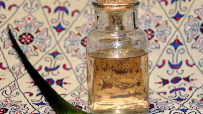 Λικέρ αλόης - Aloe liqueur