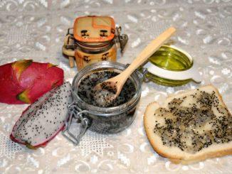 Μαρμελάδα Πιταχάγια Φρούτο του δράκου - Dragon fruit jam