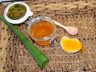 Μαρμελάδα αλόης - Aloe jam