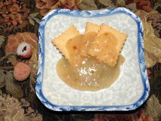 Μαρμελάδα λιτσες - Lychee Jam
