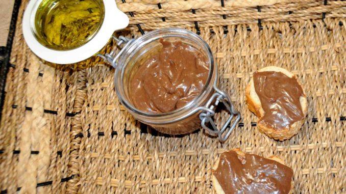 Μερέντα με χαρουπάλευρο - Merenta with carob flour