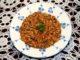 Φασόλια μαυρομάτικα γιαχνί (κοκκινιστά) - Black beans with tomato sauce
