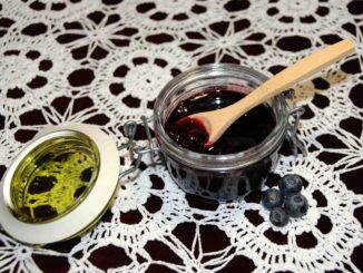 Γλυκό κουταλιού Μπλούμπερις - Blueberry Preserve
