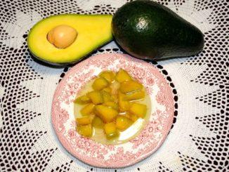 Γλυκό κουταλιού αβοκάντο - Avocado Preserve