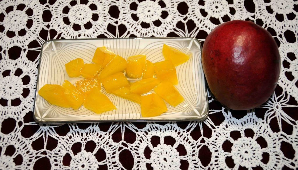 Γλυκό κουταλιού μάνγκο - Mango Preserve
