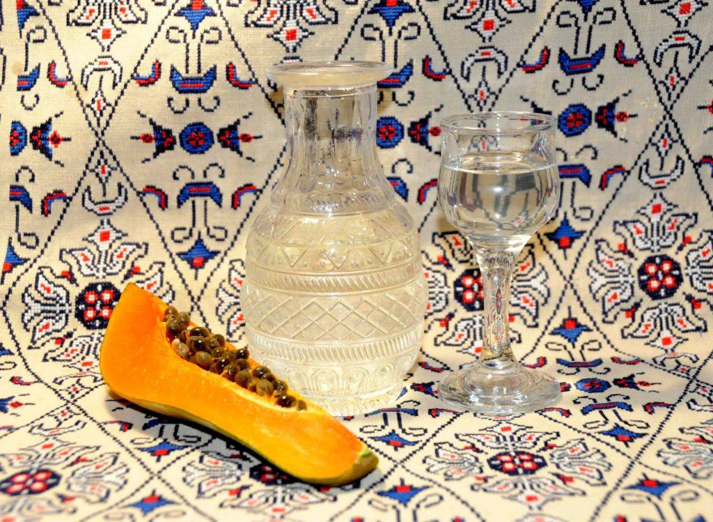 Λικέρ Παπάγια - Papaya liqueur