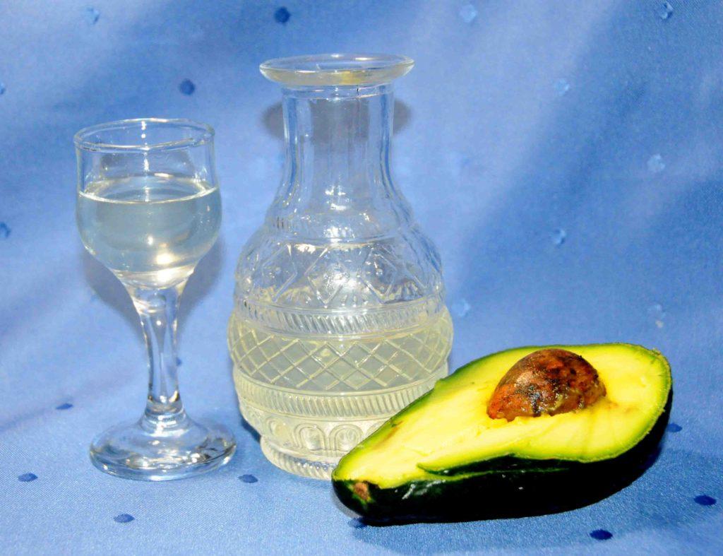 Λικέρ αβοκάντο - Avocado liqueur