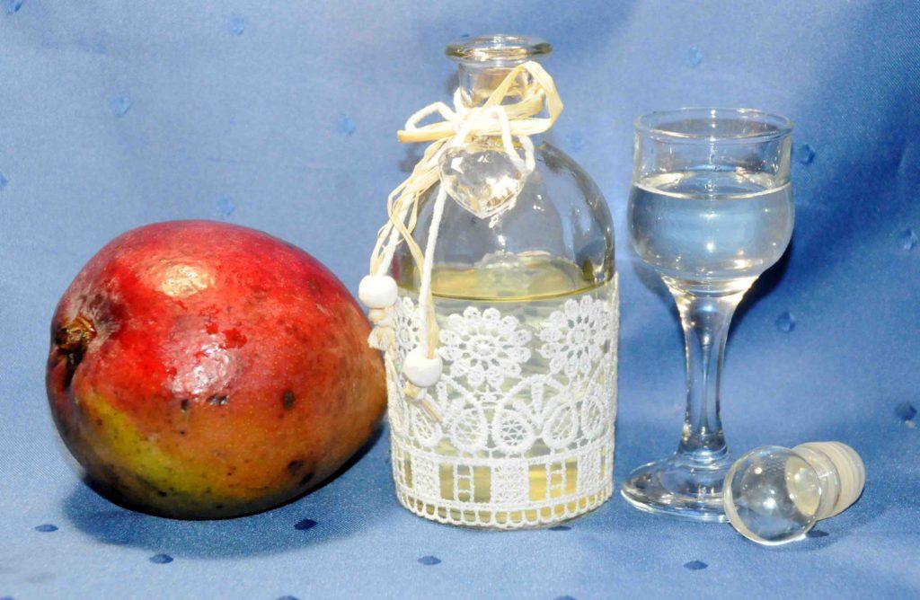Λικέρ μάνγκο - Mango liqueur