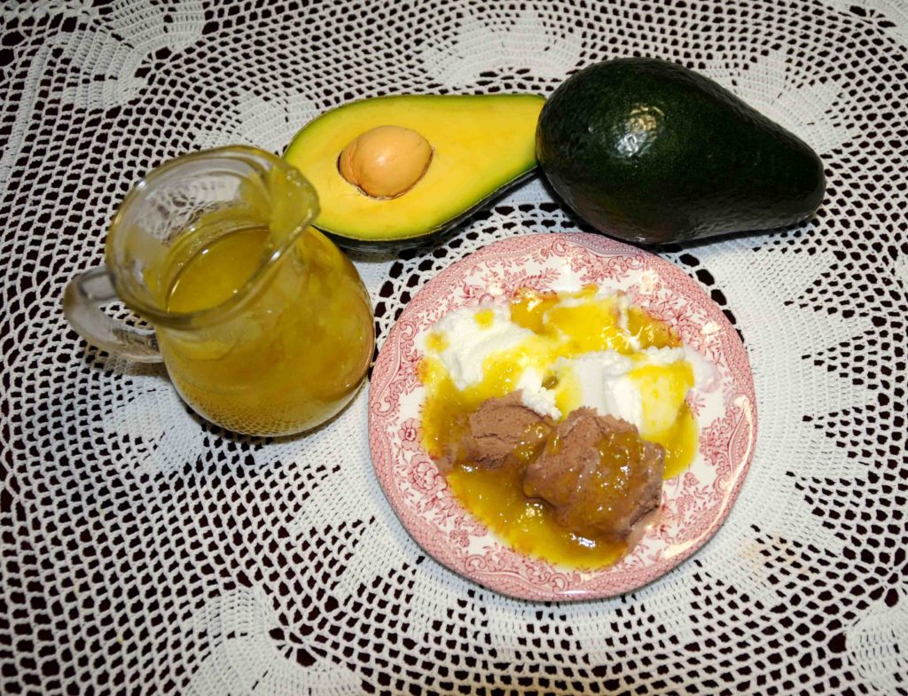 Σιρόπι αβοκάντο - Avocado Syrup