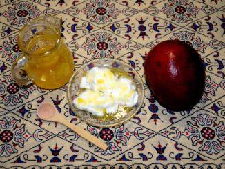 Σιρόπι μάνγκο - Mango syrup