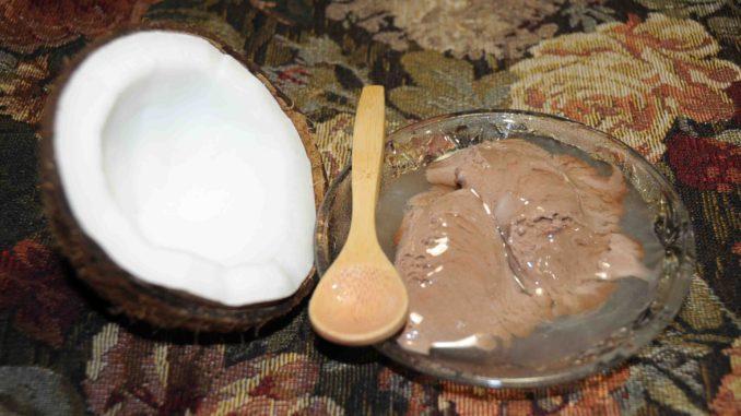 Σιρόπι καρύδας