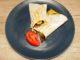 Αραβική πίτα με μανιτάρια