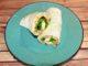 Αραβική πίτα με ομελέτα