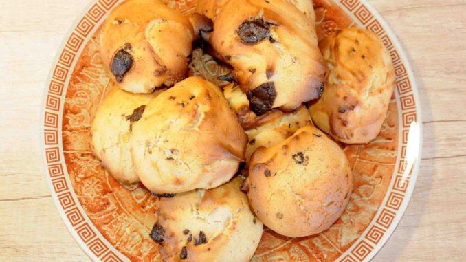 Μπισκότα με γάλα ζαχαρούχο